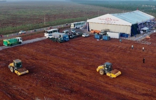 buyers warned over inaccurate info regarding long thanh land