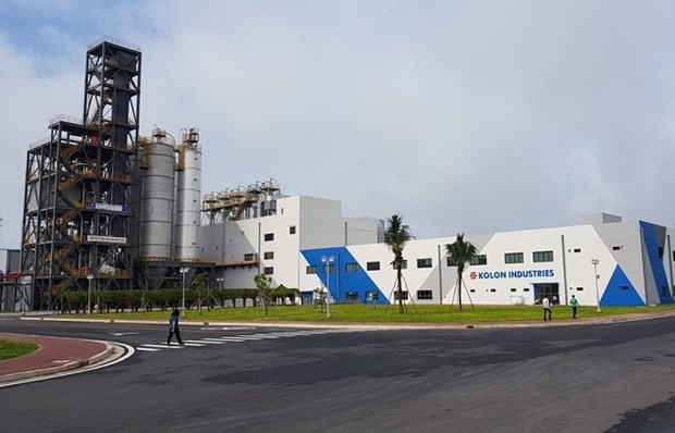 korean firm expands tire cord plant in vietnam