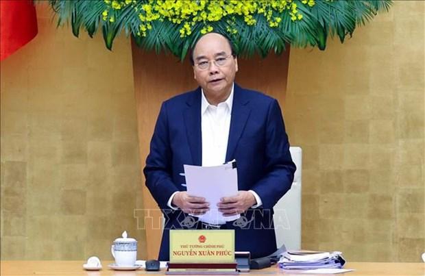 prime minister request reviewing covid 19 prevention measures scenarios