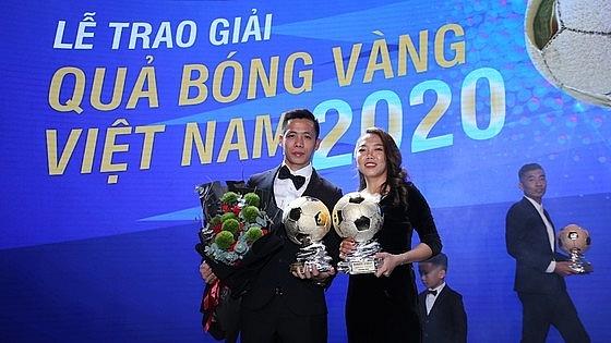 quyet wins golden ball 2020