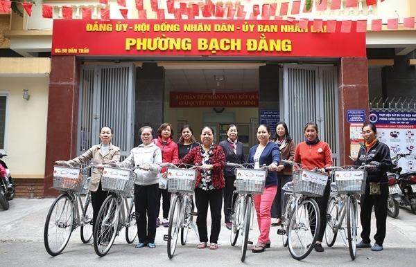 the migrant women who never quit