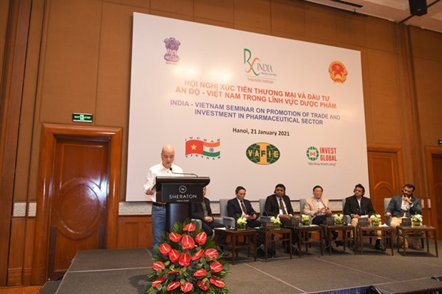 vietnamese indian pharmaceutical firms have great opportunities in vietnam