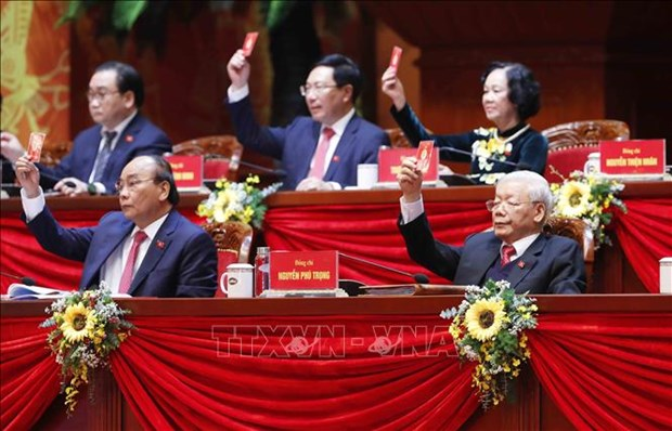 13th national party congress a highlight in regional media