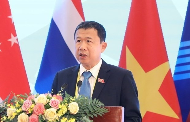 vietnam attends apf executive boards annual meeting
