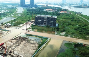 funding dip suffered by ho chi minh city