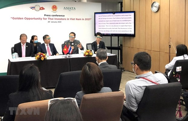 thai investors eye more investment opportunities in vietnam