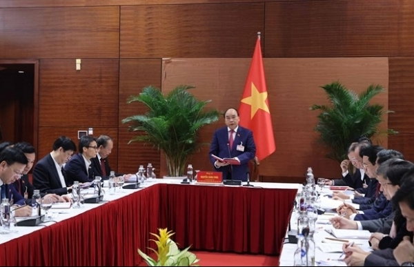 pm requests stamping out covid 19 outbreaks before lunar new year