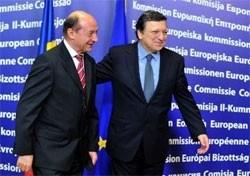imf eu grant romania five billion euro credit line