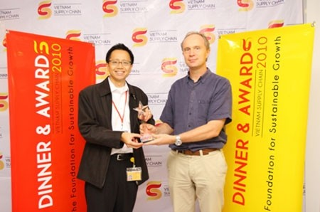 dhl supply chain vietnam takes a bow