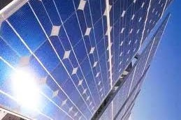 sun to shine on first solars green plant