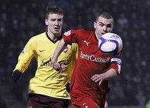 arsenal held as orient snatch late leveller in fa cup