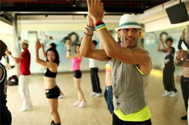 california fitness yoga centre lauch centurion membership for hanoian elites