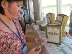 vietnamese rice certified as an organic product