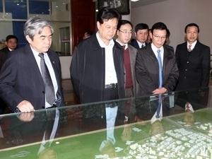 pm speed up high tech park construction