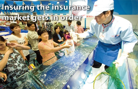 insuring the insurance market gets in order
