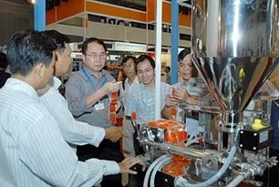 hcm city hosts propak and plastics rubber vietnam 2012