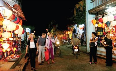 Quang Nam resort still slowed by negotiations