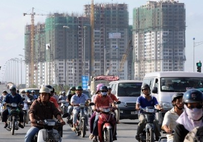 in ho chi minh city a smaller project trend