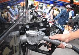 state pumps petrol changes