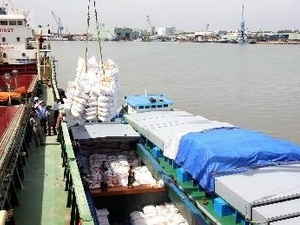 vietnam exports 400000 tonnes of rice in january
