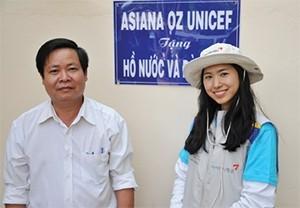 asianas csr activities are flying high in vietnam