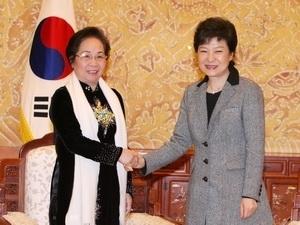 rok keen to boost ties with vietnam