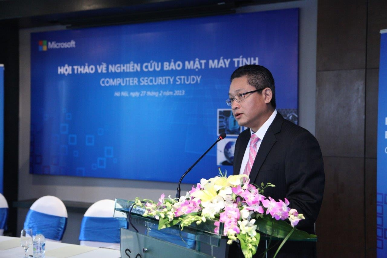 microsoft annouces the findings on computer security in southeast asia