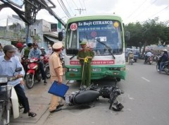 hcmc jan feb traffic death toll rises by 35pct