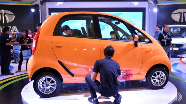 tata nano other indian small cars fail crash tests says safety body vietnam breaking news. Black Bedroom Furniture Sets. Home Design Ideas