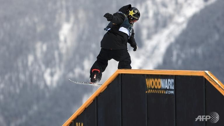 Norwegian snowboarder in hospital after crash