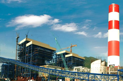 25 bln for vung ang 2 thermal power plant