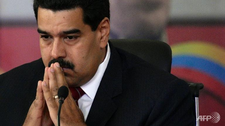 venezuela us in diplomatic row over protests