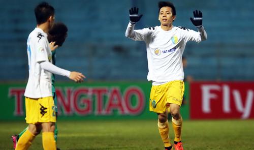 host hanoi tt thrash maldives club 5 1 at afc cup