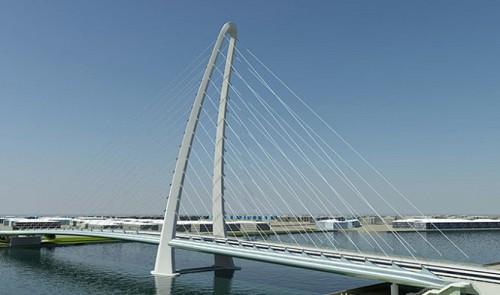 Work starts on $145mn Thu Thiem 2 Bridge in Ho Chi Minh City