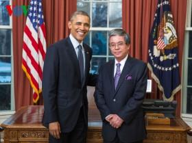 ambassador pledges best efforts to further vietnam us ties