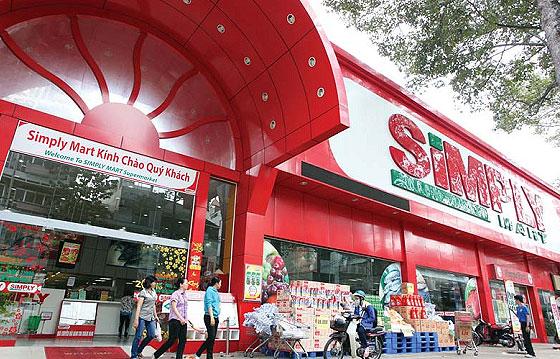 auchan vies for retail market space