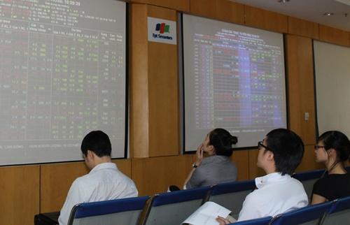 financial firms lift markets