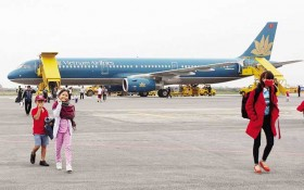 Vietnam Airlines leases 20 aircraft