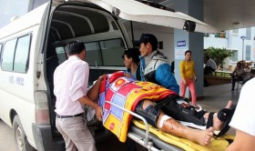 Nearly 90,000 hospitalized during three days of Lunar New Year holiday in Vietnam