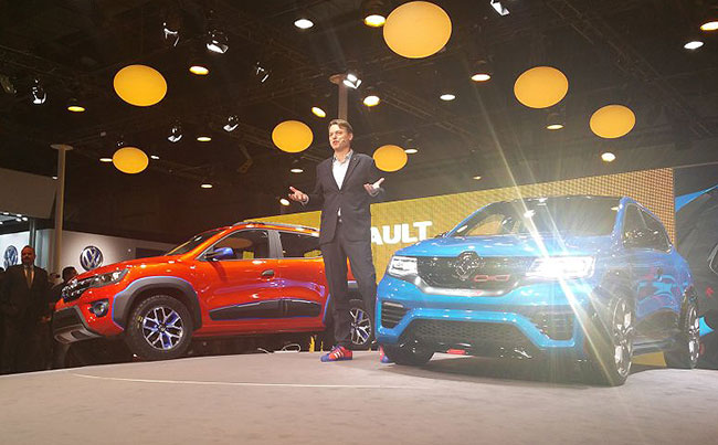 new car release in indiaRenault debuts two new cars in India  Corporate News Latest Business