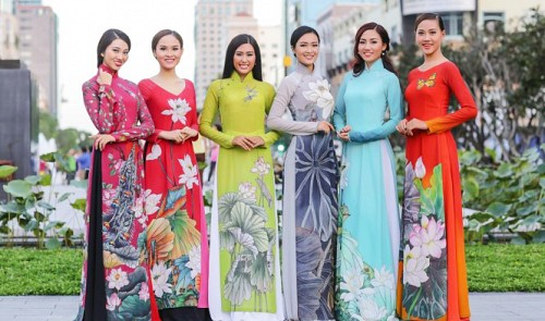 Vietnam's 'ao dai' to be celebrated in Ho Chi Minh City during March
