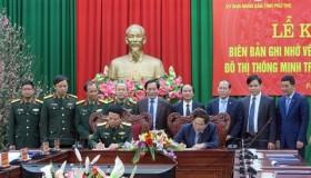Viettel, Phu Tho to build a smart city