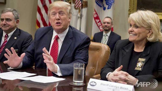 Trump looks to San Francisco travel ban hearing