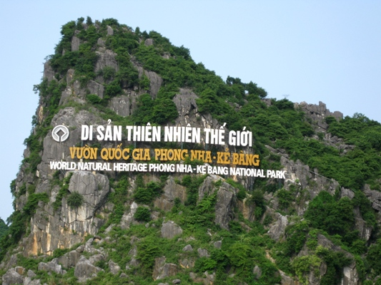 Rights to operate tours in Phong Nha-Ke Bang National Park to be auctioned, travel news, Vietnam guide, Vietnam airlines, Vietnam tour, tour Vietnam, Hanoi, ho chi minh city, Saigon, travelling to Vietnam, Vietnam travelling, Vietnam travel, vn news