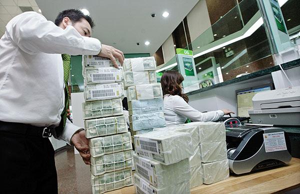 Analysis: Basel II bank performances