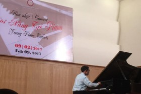 Pianists gear up for contest in town