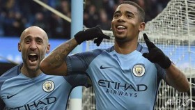Man City's Gabriel Jesus out for 'two to three months'