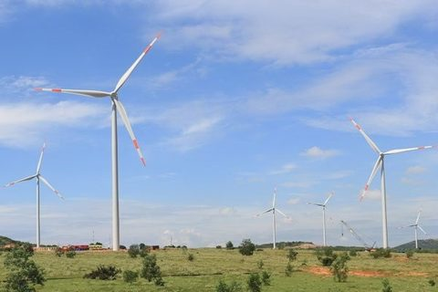 Pricing to delay wind power plan