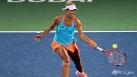 Kerber moves closer to top ranking comeback in Dubai