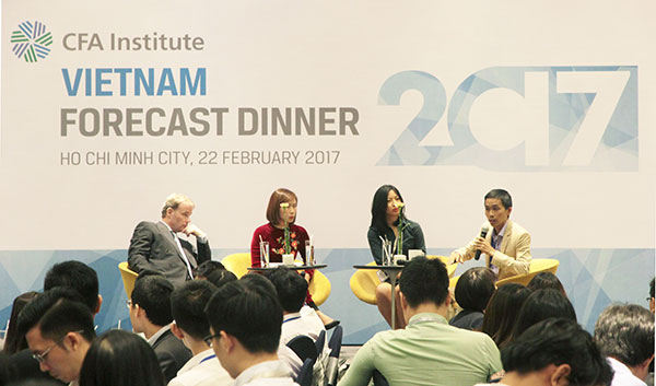 second forecast dinner hosted by the cfa community in vietnam